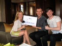Kylie Minogue an Honorary Member